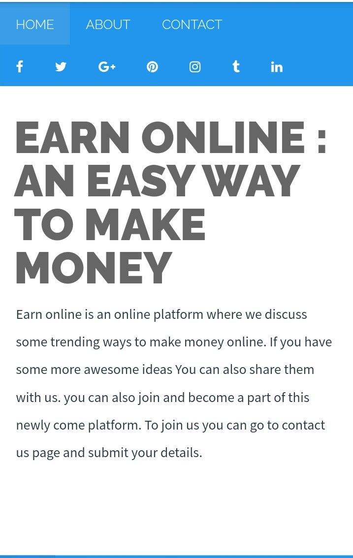 Visit my site to get to know more about on how to make money online and also che… – how to make money online
