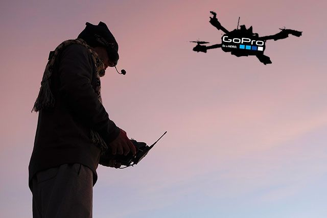 GoPro Camera Drone Will Be Released in 2016