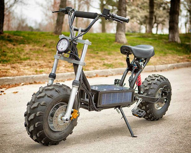 Beast Off-Road Scooter by Daymak