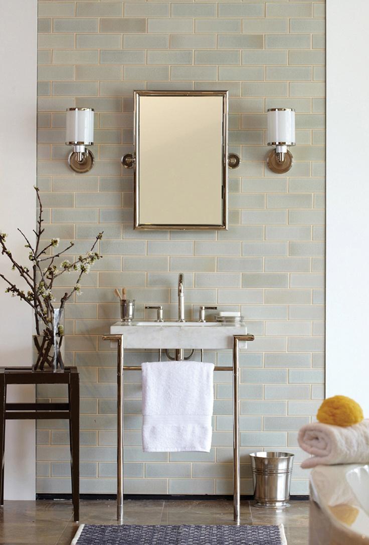 95 best Ann Sacks Tile images on Pinterest | Sacks, Tile design ...