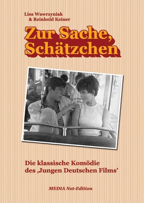 Zur besseren Schilderung des damaligen Zeitgefühls - hier konkret: in München-Schwabing - und der ergänzenden Darstellung der Hintergründe der Entstehung des Films befindet sich im Anhang des Buches ein Interview mit dem Produzenten von 'Zur Sache, Schätzchen', Peter Schamoni und mit dem Kameramann Klaus König. Sein Hauptdarsteller und Mit-Drehbuchautor, Werner Enke, erhielt ein eigenes Kapitel, eine biografische Skizze.
