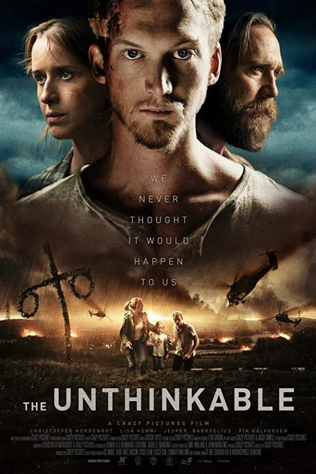 The Unthinkable 2018 Movie Poster 6846 Movie Posters Updated