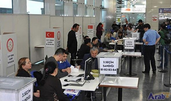 Turkish Citizens in EU Vote in Constitutional…