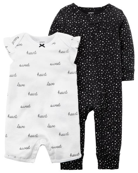 2-Piece Jumpsuit & Romper Set
