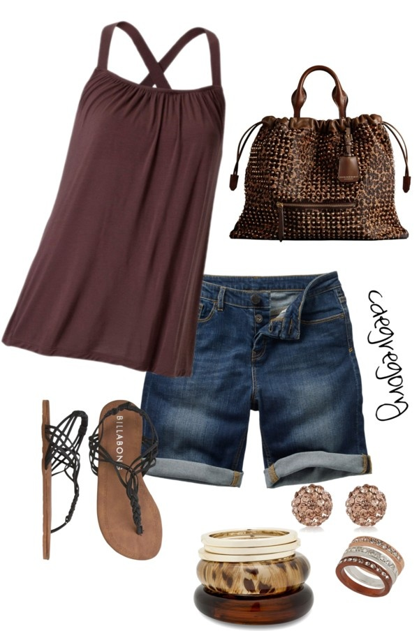 """summer"" by cdegregory on Polyvore"