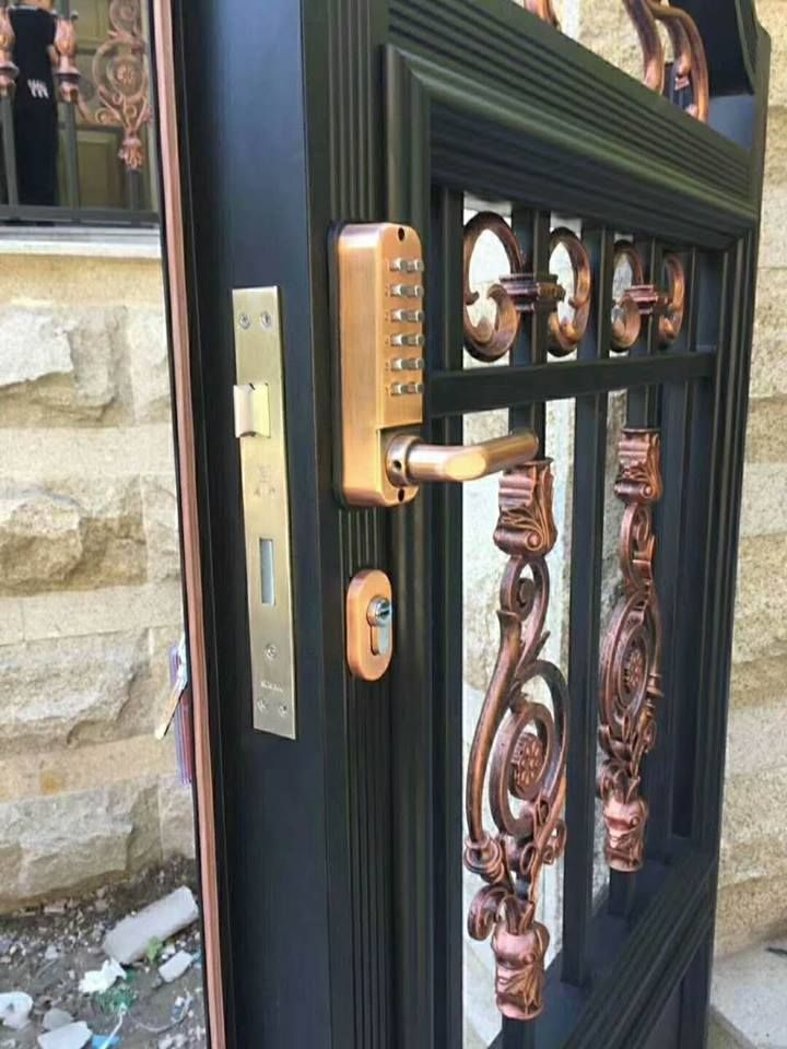 Keyless Pincode Gate Lock Gate Locks Keyless Locks Door Handles