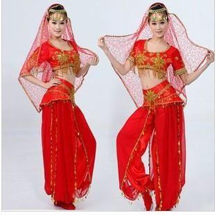 Индийские национальные костюмы для танца