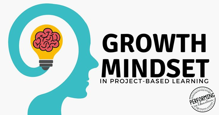 Growth Mindset in Project-Based Learning