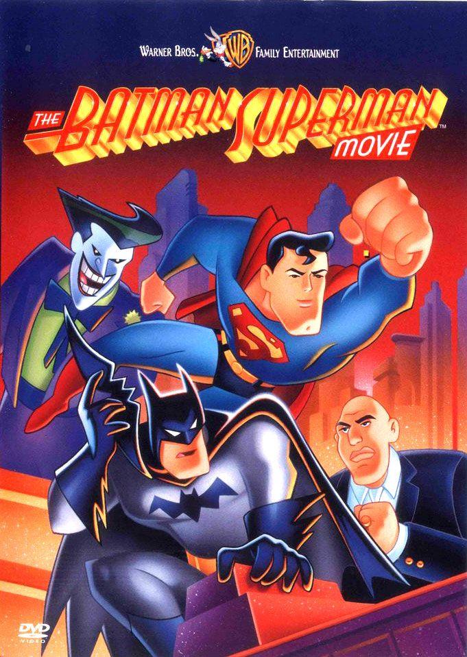 DC Comics Batman Superman Movie
