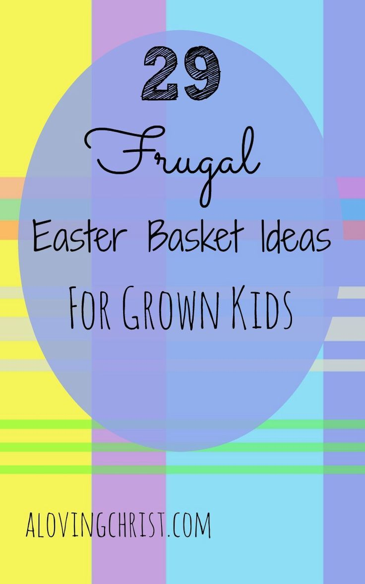 Easter eggs basket coloring pages thefairs - 29 Frugal Easter Basket Ideas For Grown Kids