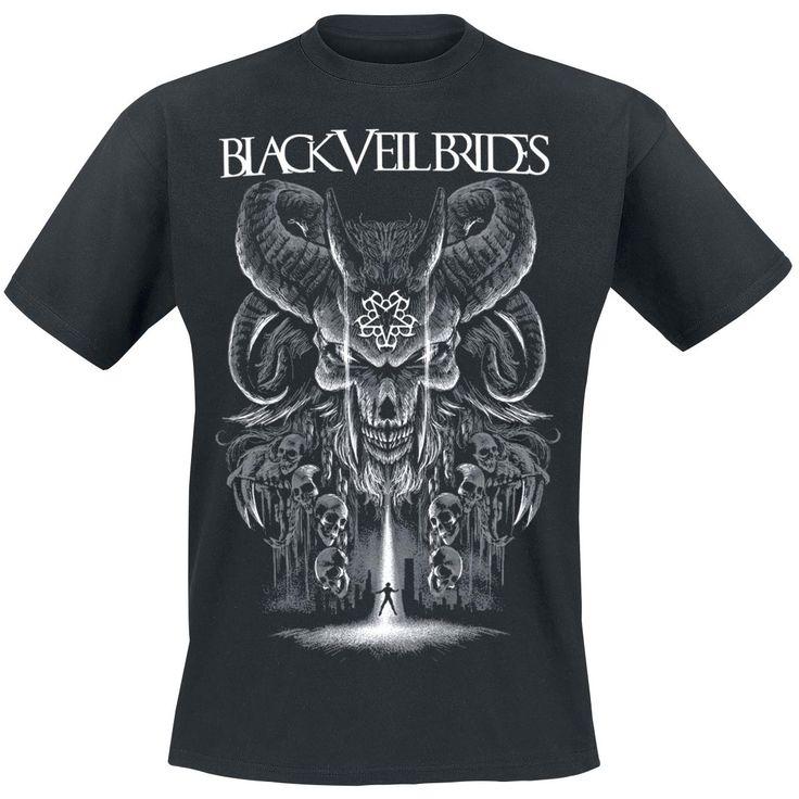 Black Veil Brides Tričko -Sacrifice- -- Koupit nyní v EMP -- Více Merch kapel Trička dostupných online - Nejlepší ceny!