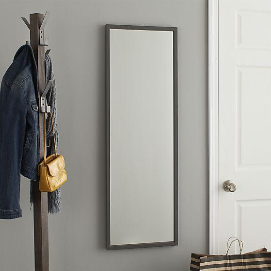 best 25 over the door mirror ideas on pinterest hanging makeup organizer mirror jewelry. Black Bedroom Furniture Sets. Home Design Ideas