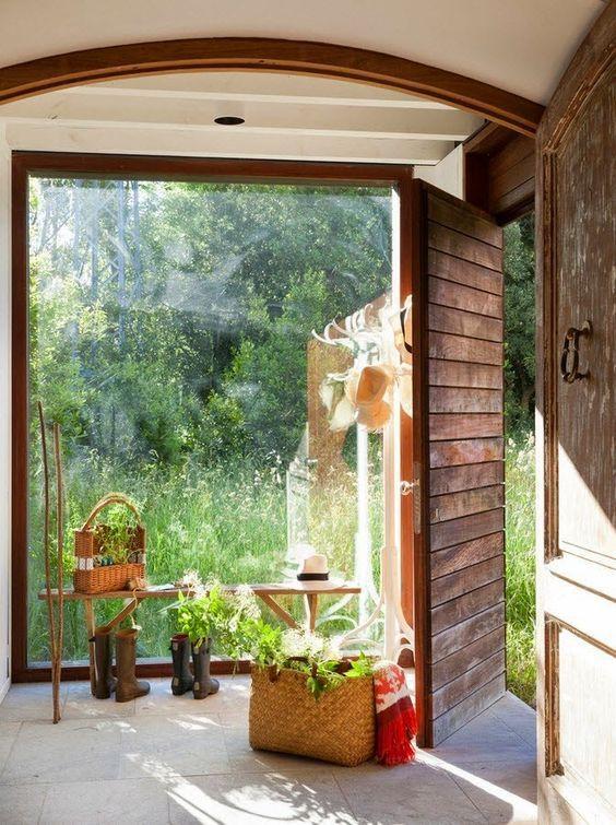 Image result for casa con ventanas grandes
