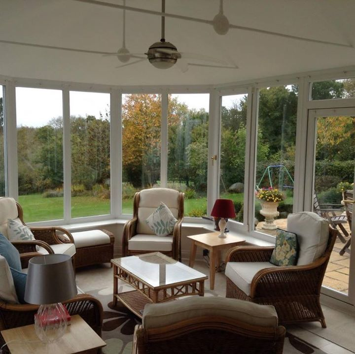 Beautiful inside, Conservatory Roof Insulation