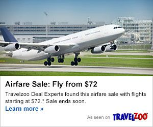 **HOT**3 Day Airfare Sale as Low as $72.00! Plus Cheap Hotels, Rental Cars