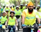 Every city needs an event like the Sky Ride in London. It's awesome!