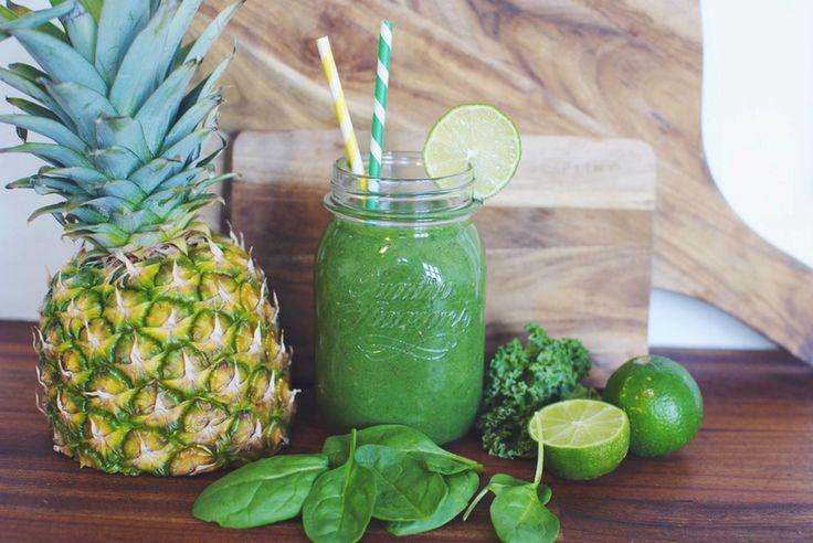 Grøn superfood smoothie for begyndere | Costume.dk