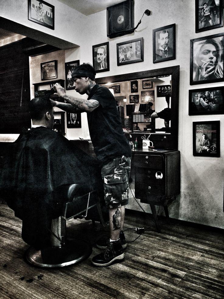 Barber shop   #jakarta #lifestyle #alexander