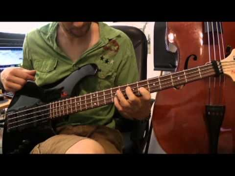 Transsylvania Phoenix - Negru Voda (Bass Solo Cover) - YouTube