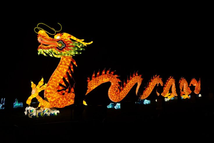 Magical Lantern Festival @ Chiswick House & Gardens London by venesha83 by archiref / Collect visual inspiration on http://www.openbricks.io