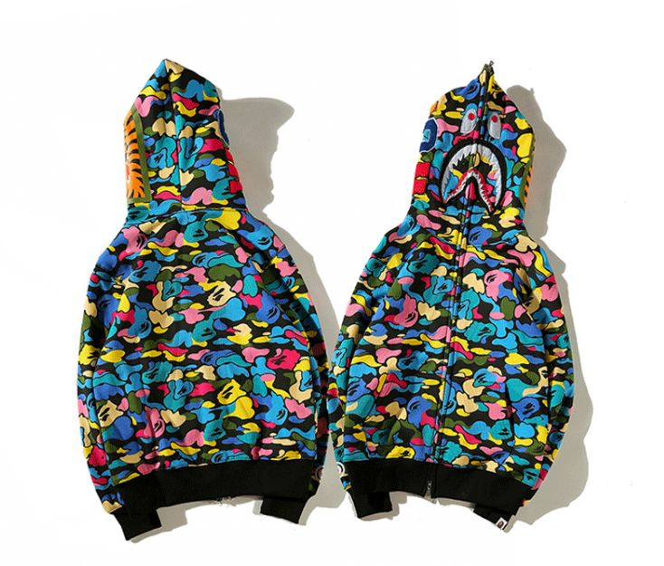 BAPE APE SHARK UNIVERSE MULTI COLOR FULL ZIP CAMO HOODIES SWEATSHIRT   #myoutfit #miniskirt #classylady #fashionforward #highboots #fauxleather #fashionstatement #ilovemusic #highheelboots #dresstoimpress #overthekneeboots #blackleather #dailyfashion #ladyinblack #stylestatement #womenwithclass #bootseason #ilovefashion #fashionlove #fashionbombdaily #updressed #photography #darkgrey #black #overkneeboots #styleinspiration #styleinspo #greyhair #grannyhair #cgn