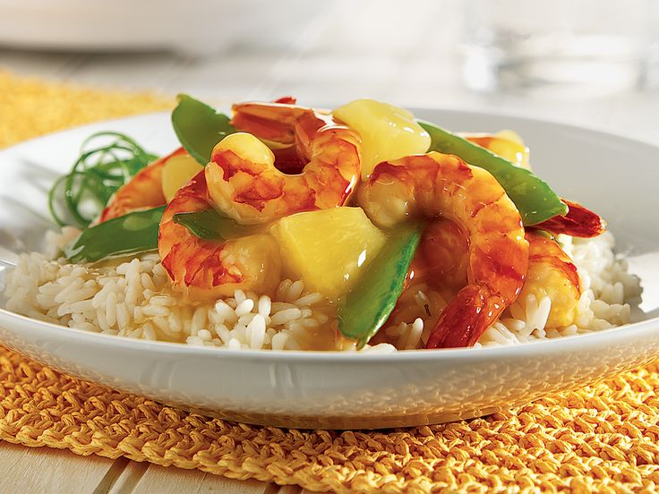 Sweet and Sour Shrimp--prepare sauce in slow cooker & add shrimp later.... May be worth a try.