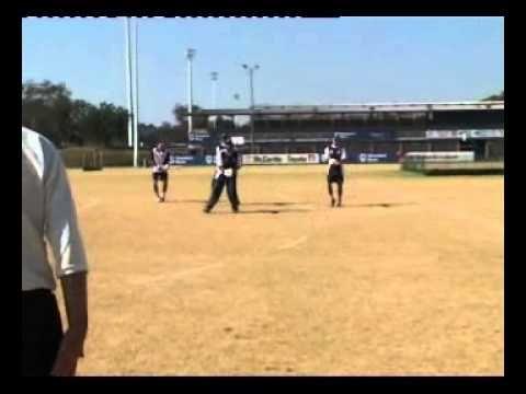 Bat and Ball Warm-Up Drills 3/3