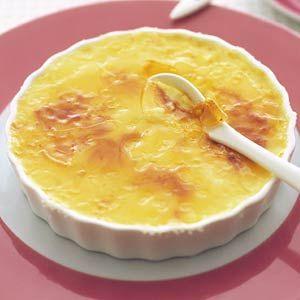 Crème Brûlée... the Best dessert in the World!