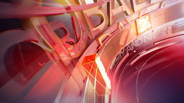 News. Opener design. by Vladislav Sveredyuk, via Behance