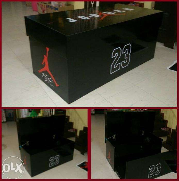 jordan shoes box storage nz