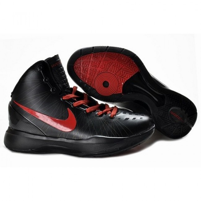 Cheap Nike Zoom Hyperdunk Elite Blake Griffin Away Black University Red PE  Basketball Shoes Sale 2013 Outlet