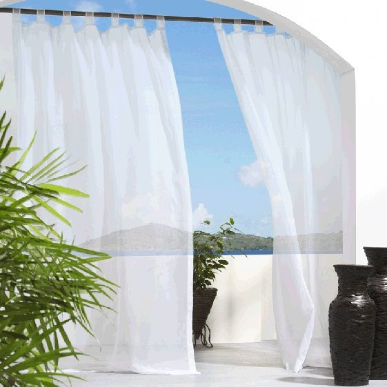 17 best images about outdoor curtain panels and drapes on