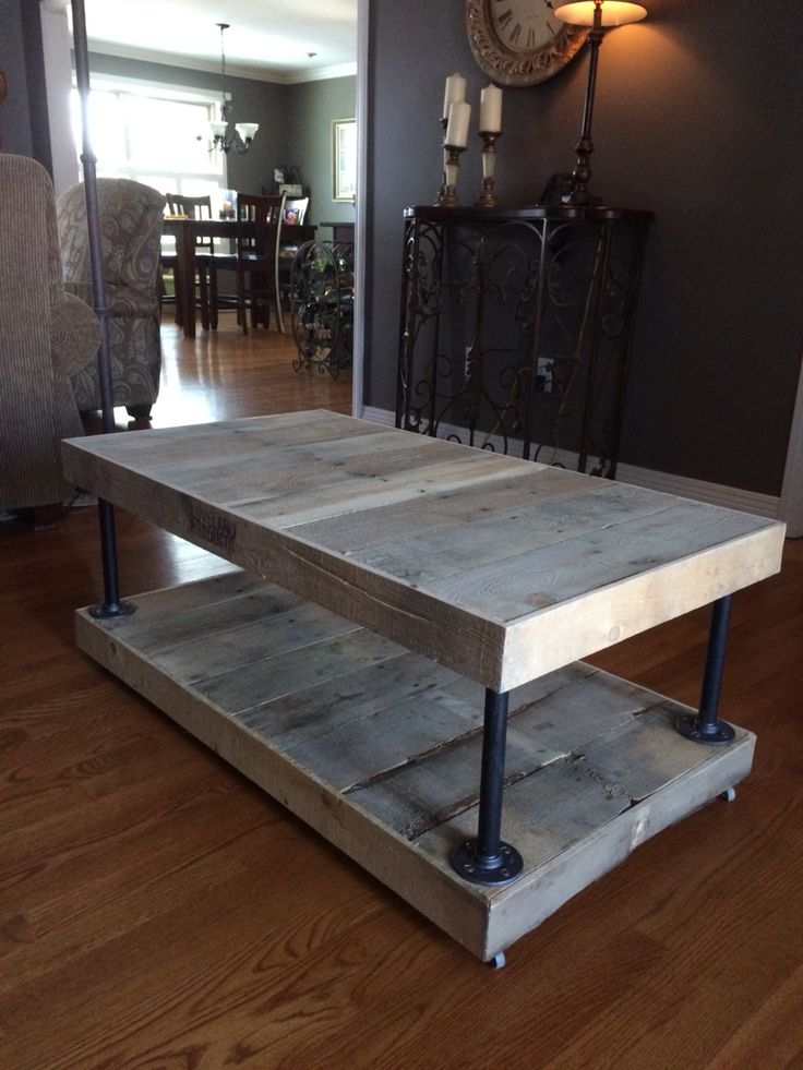 1st pallet table for my daughter