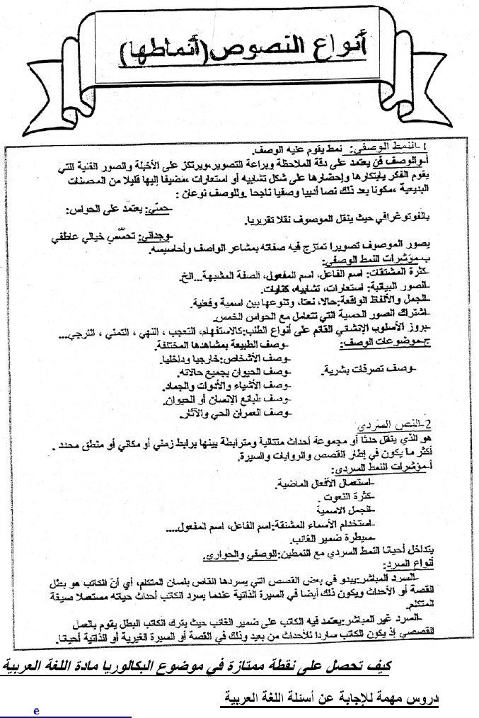 Arabic Method Bac Ency Education Apprendre L Arabe Langue Arabe Conseils Pour Etudier