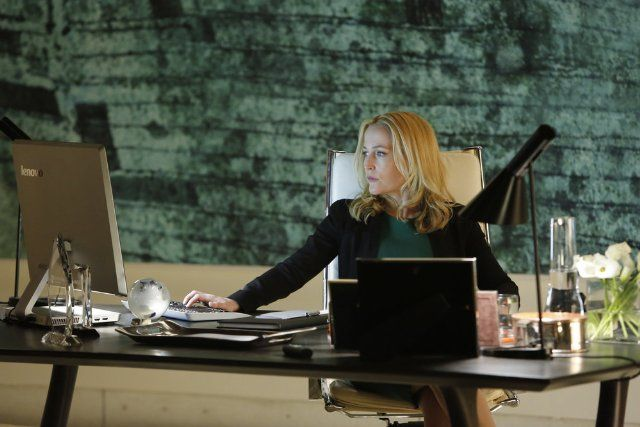 Still of Gillian Anderson in Crisis (2014)
