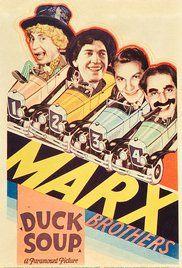 La guerra lampo dei Fratelli Marx Poster