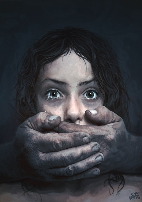 Abused kids has no voice.