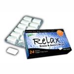 Shop Zoft Relax Gum a safe stress relief pills