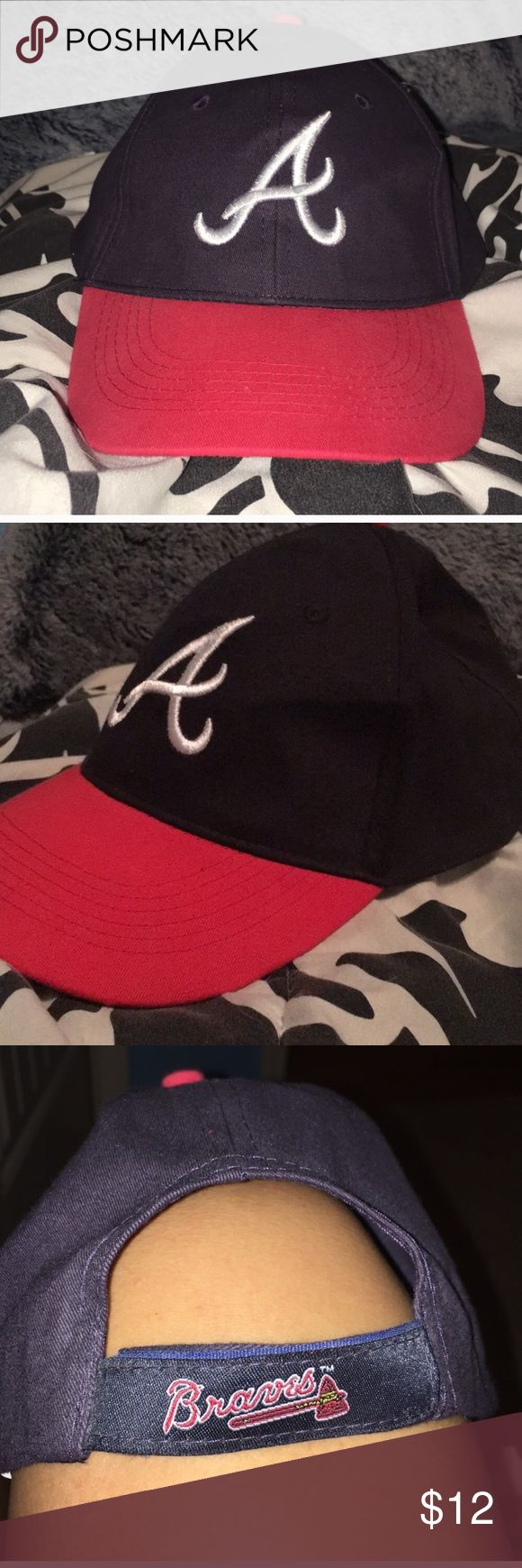 Atlanta Braves Baseball Hat Baseball Hats Atlanta Braves Atlanta Braves Baseball