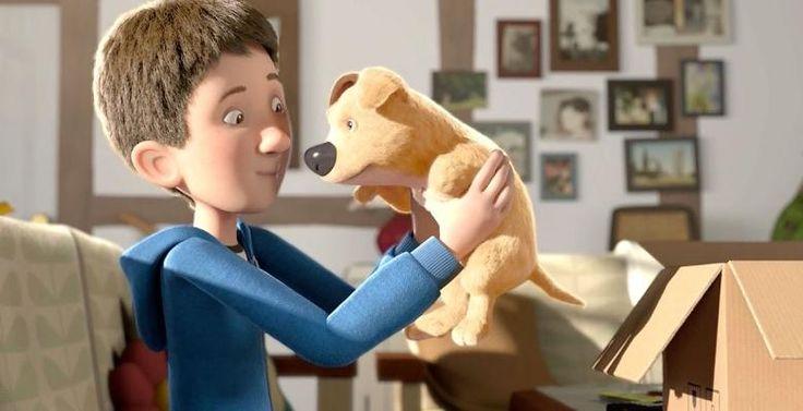 Il reçoit un chien en cadeau... puis il remarque quelque chose de très curieux avec ses pattes. - Images - Ayoye