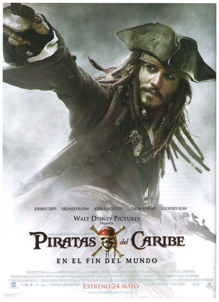 Piratas del Caribe: En el fin del mundo - Pirates of the Caribbean: At World\'s End