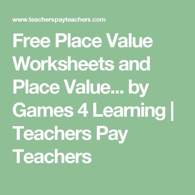best 25 place value worksheets ideas on pinterest number places grade 3 math and expanded form. Black Bedroom Furniture Sets. Home Design Ideas