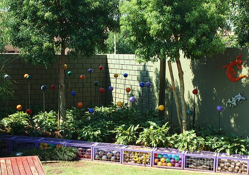 Gabion Flower Bed Edging Upcoming Projects Garden Beds 400 x 300