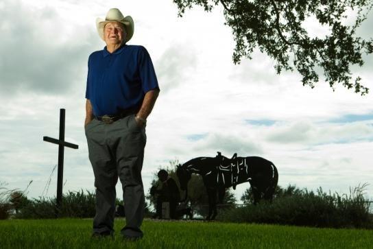 Ultimate Texans » Houston icon Bum Phillips dies. RIP Mr. Phillips.