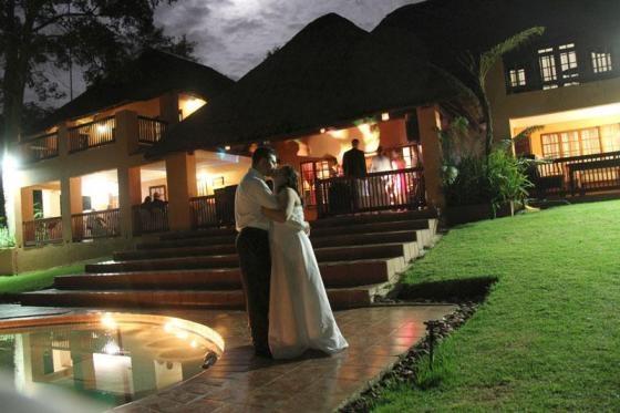 Venue: Monchique Guest House - Muldersdrift, South Africa