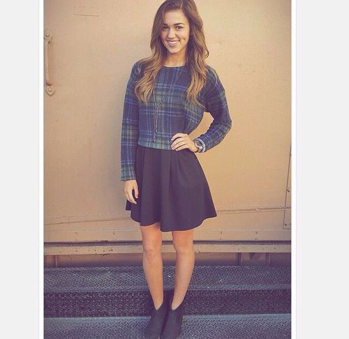 121 best Sadie Robertson images on Pinterest | Sadie robertson, Duck ...
