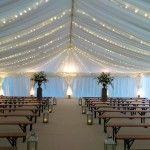 Beautiful Wedding Marquee Hire Devon