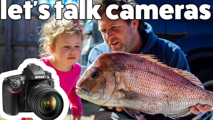 Dslr  Vs Gopro Vs  Micro 4 thirds For Fishing Fish of a Life Time Camera...