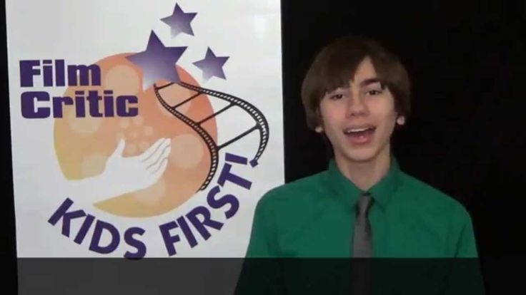 KIDS FIRST! Film Critics! New Opener #KIDSFIRST!