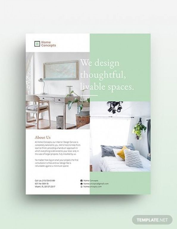 If You Are In The Business Of Offering Interior Design Services To